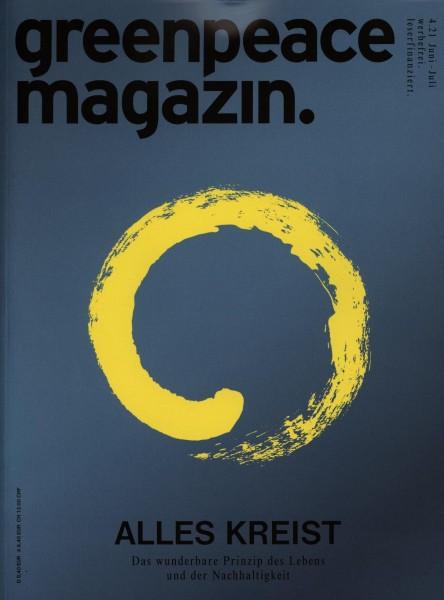 greenpeace magazin. 4/2021