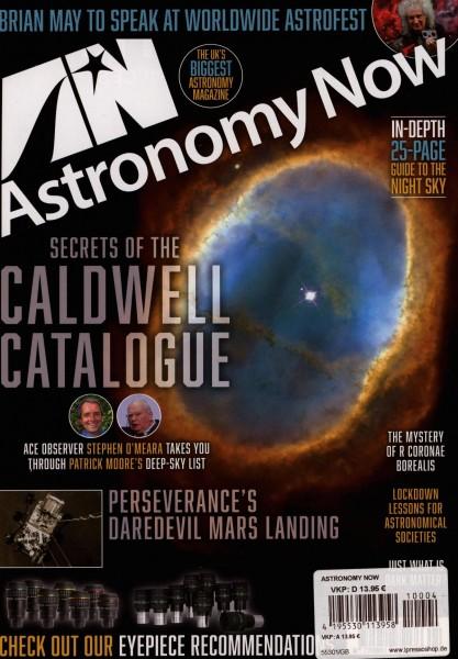 Astronomy Now 4/2021