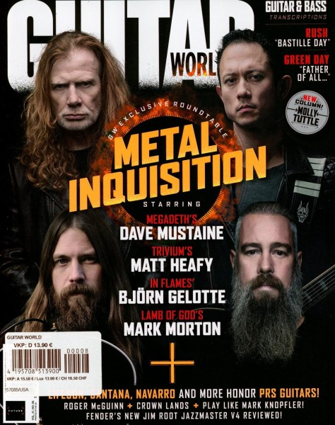 GUITAR WORLD 8/2020