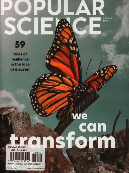 POPULAR SCIENCE 54/2020
