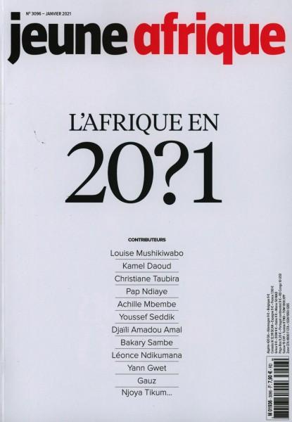 jeune afrique 3096/2021