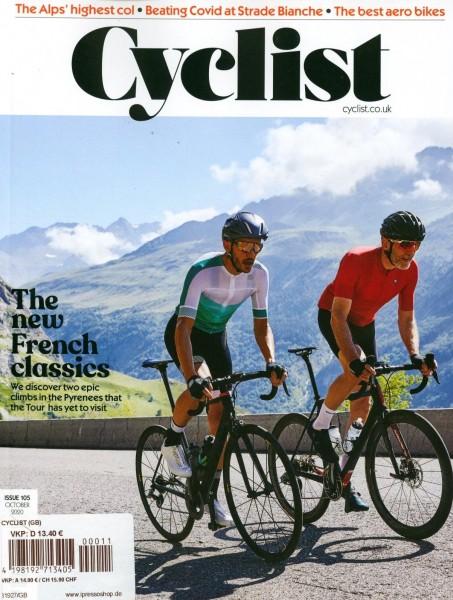 Cyclist 11/2020