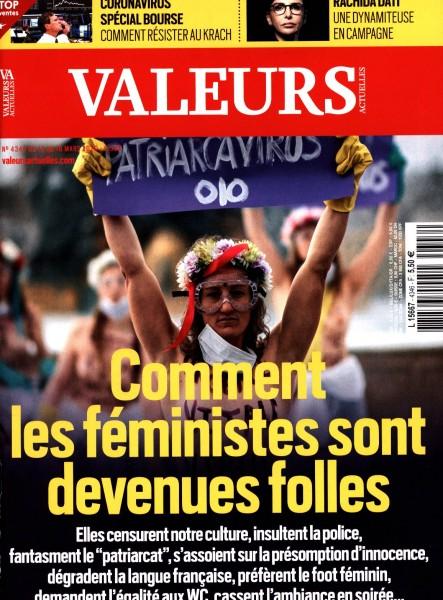 VALEURS ACTUELLES 4346/2020