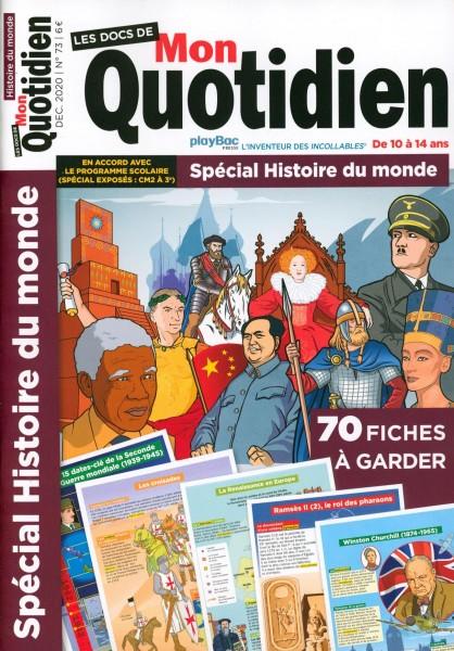 LES DOCS DE Mon Quotidien 73/2020