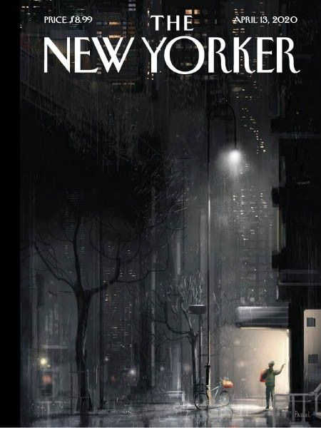 THE NEW YORKER 16/2020