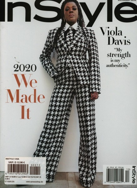 InStyle 12/2020