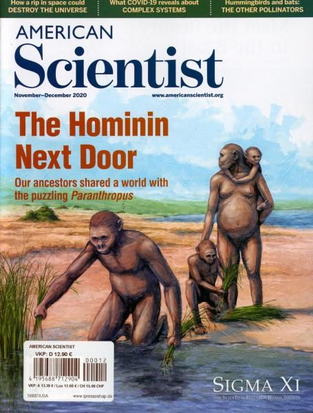 AMERICAN Scientist 12/2020
