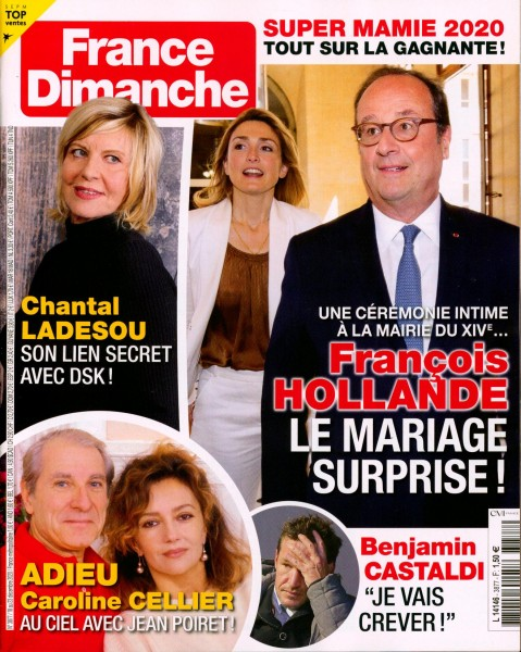 France Dimanche 3877/2020