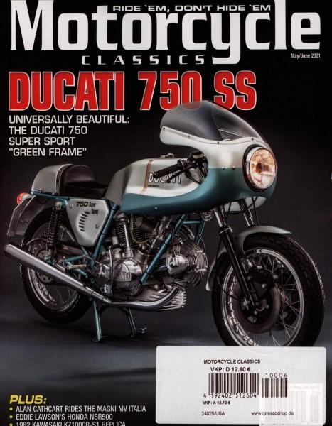 Motorcycle CLASSICS 6/2021