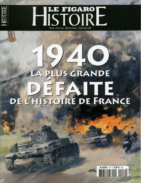 LE FIGARO HISTOIRE 49/2020