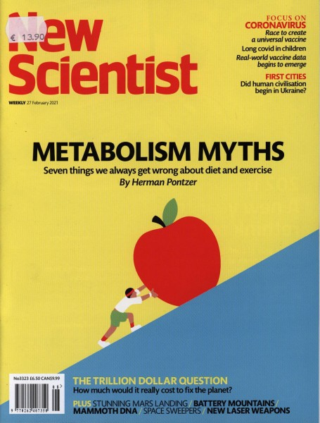 New Scientist 8/2021