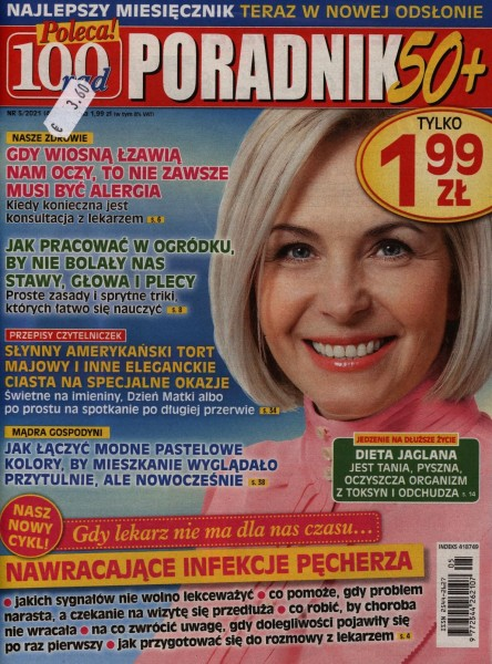 100 rad PORADNIK 50+ 5/2021
