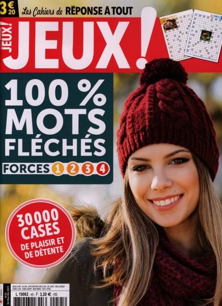CAHIERS DE JEUX 100 % 45/2021