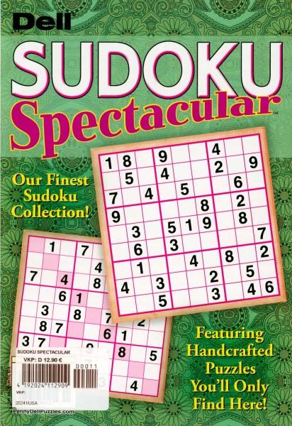SUDOKU Spectacular 11/2020