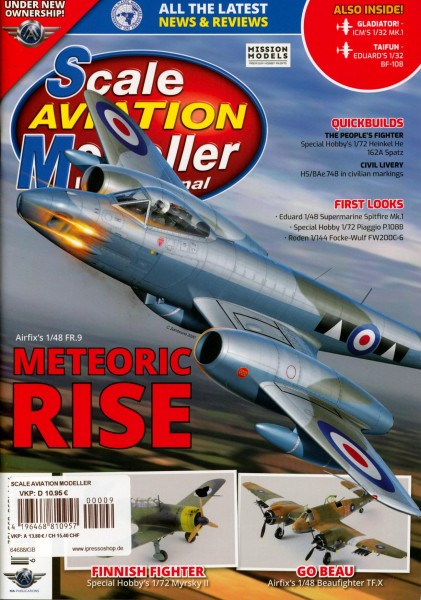 Scale AVIATION Modeller Int. 9/2020