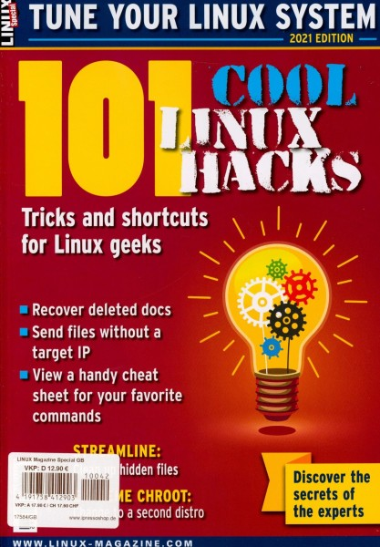 LINUX Magazine Special 42/2021