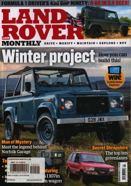 LANDROVER MONTHLY 2/2021