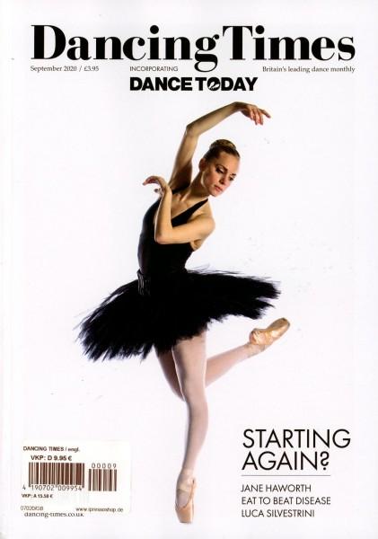 Dancing Times 9/2020