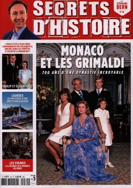 SECRETS D'HISTOIRE 30/2021