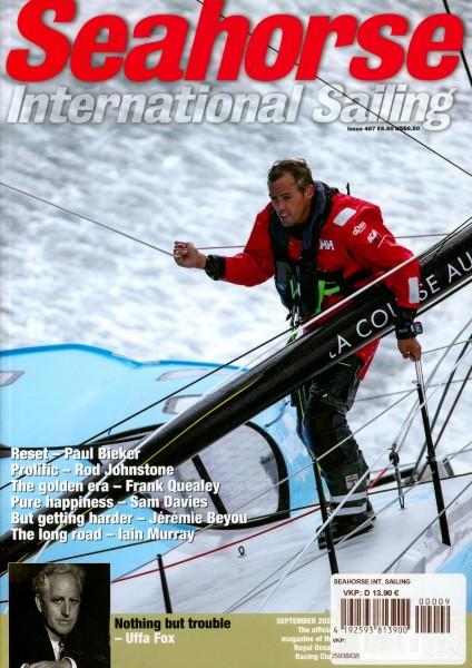 Seahorse Int. Sailing 9/2020