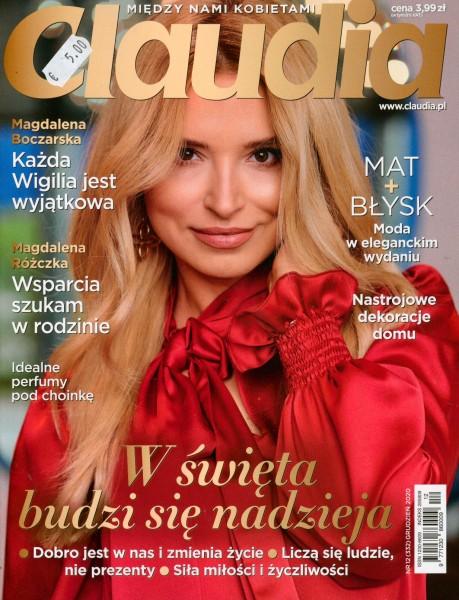 Claudia 12/2020