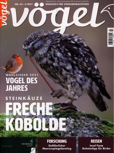 Vögel 3/2021