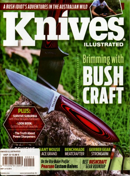 Knives ILLUSTRATED 10/2020