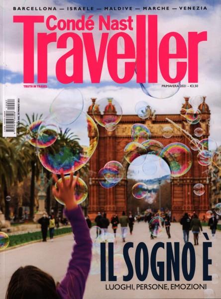 Condé Nast Traveller (IT) 87/2021