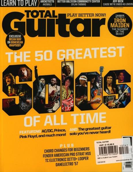 TOTAL Guitar 341/2021