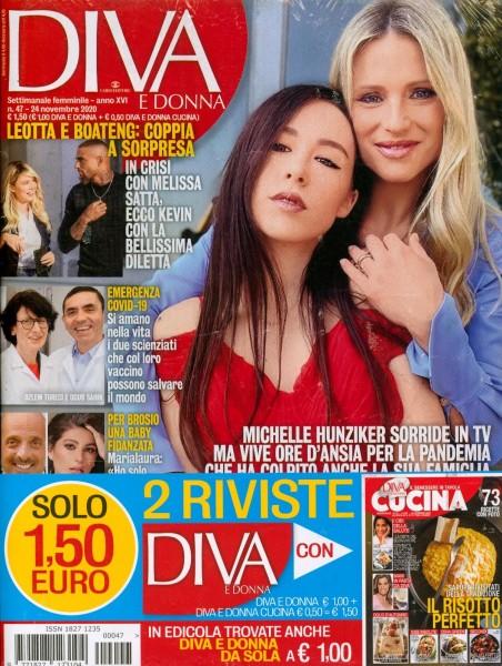 CUCINA DIVA E DONNA 47/2020