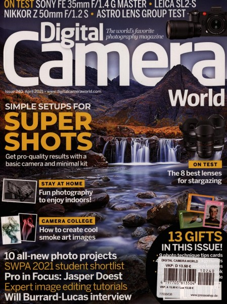 Digital Camera World 240/2021