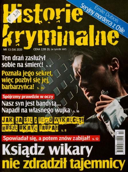Historie Kryminalne 13/2020