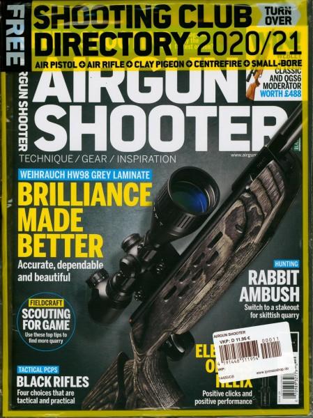 AIRGUN SHOOTER 11/2020