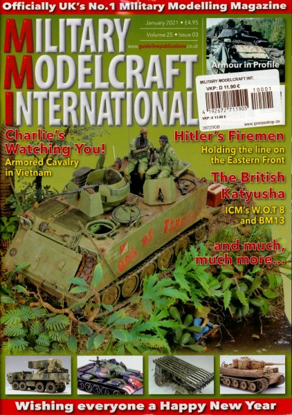 MILITARY MODELCRAFT INT. 1/2021