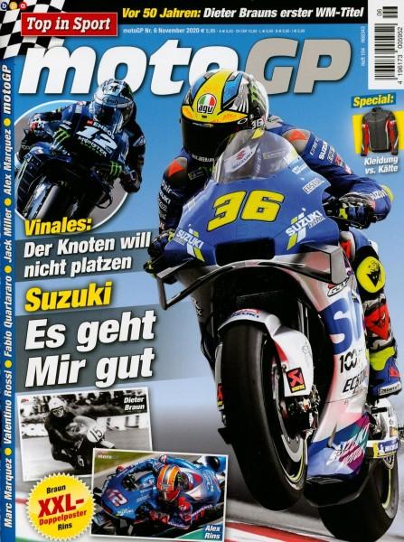 moto GP November 6/2020