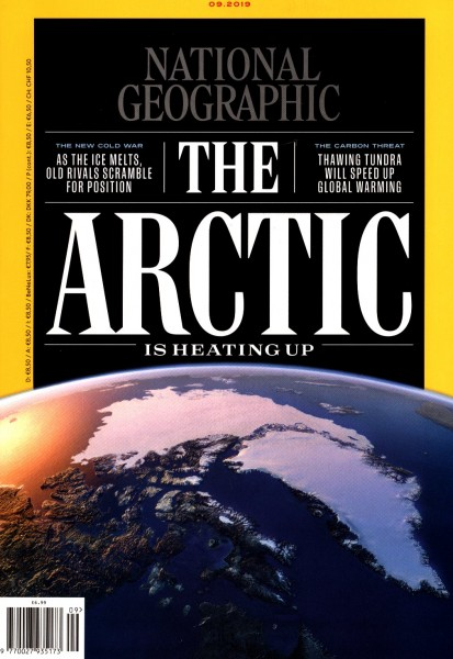 NATIONAL GEOGRAPHIC (US) 9/2019