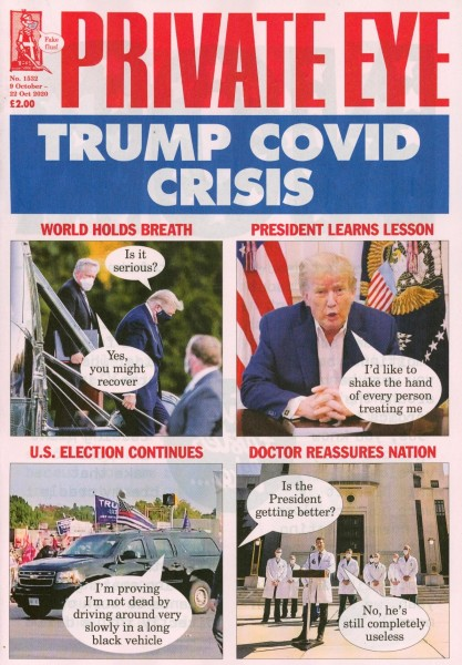 PRIVATE EYE 41/2020