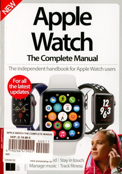 Apple Watch The Complete Manual 11/2020