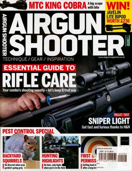 AIRGUN SHOOTER 8/2020