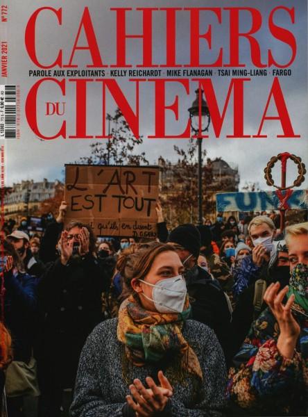 CAHIERS DU CINEMA 772/2021
