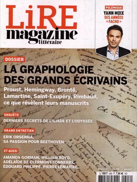 LiRE magazine 496/2021