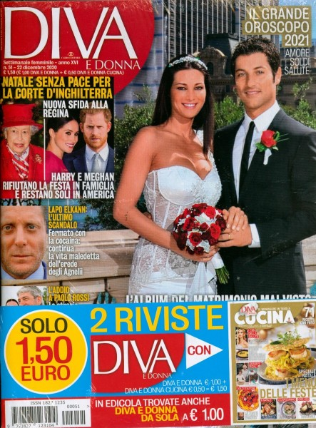 CUCINA DIVA E DONNA 51/2020