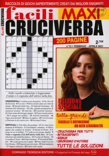 facili MAXI CRUCIVERBA 13/2020
