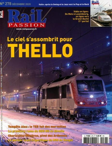 Rail PASSION 278/2020