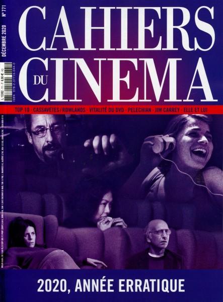 CAHIERS DU CINEMA 771/2020