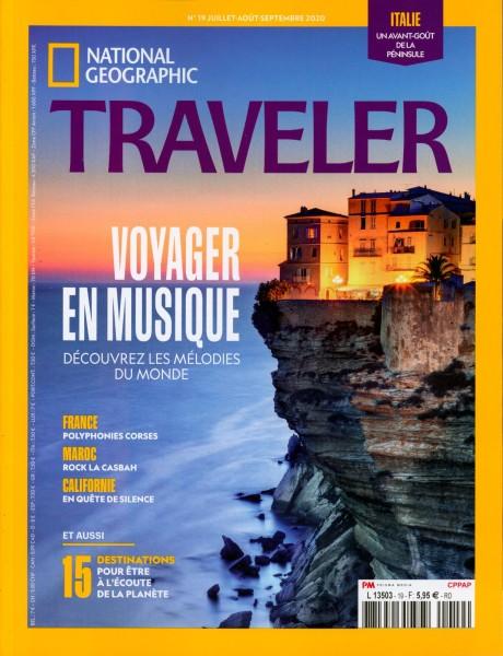NATIONAL GEOGRAPHIC TRAVELER (FR) 19/2020