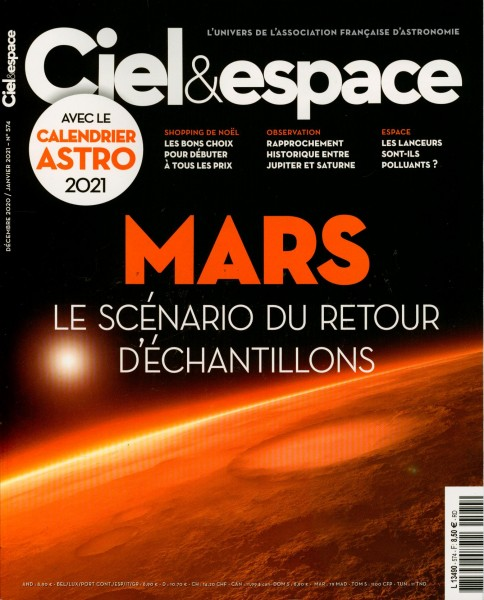 Ciel&espace 574/2020