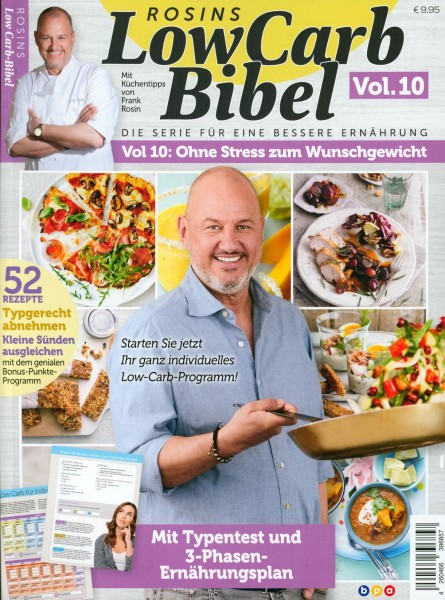 ROSINS LowCarb Bibel Vol. 10/2020