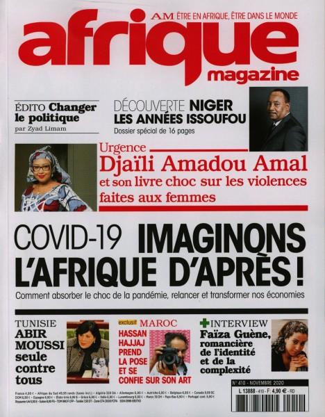 afrique magazine 410/2020