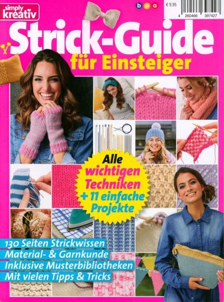 Strick-Guide für Einsteiger 1/2020